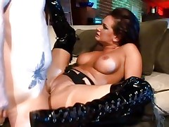 Tory Lane is ass fucked in her hawt boots