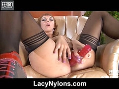 Aubrey awesome nylon movie