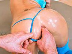 Watch Juelz Ventura getting her flawless round a-hole slammed inside out by a large hard pecker. That Sweetheart has a enchanting couple of love bubbles and a insatiable excitement for anal sex.