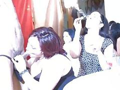 Girl and her superlatively fine friend get screwed