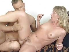 German blond gets a precious fuck - Inferno Productions