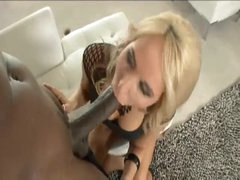 Slut fucks the teacher to get son better grades